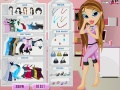 Permainan Bratz Doll Dress Up. Bermain online