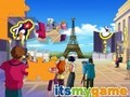 Permainan Totally Spies di Paris . Bermain online
