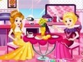 Permainan Princess Tea Party . Bermain online