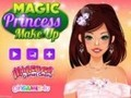Permainan Magical Princess Makeup . Bermain online